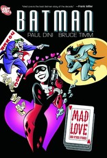 DC Comics Batman Mad Love and Other Stories