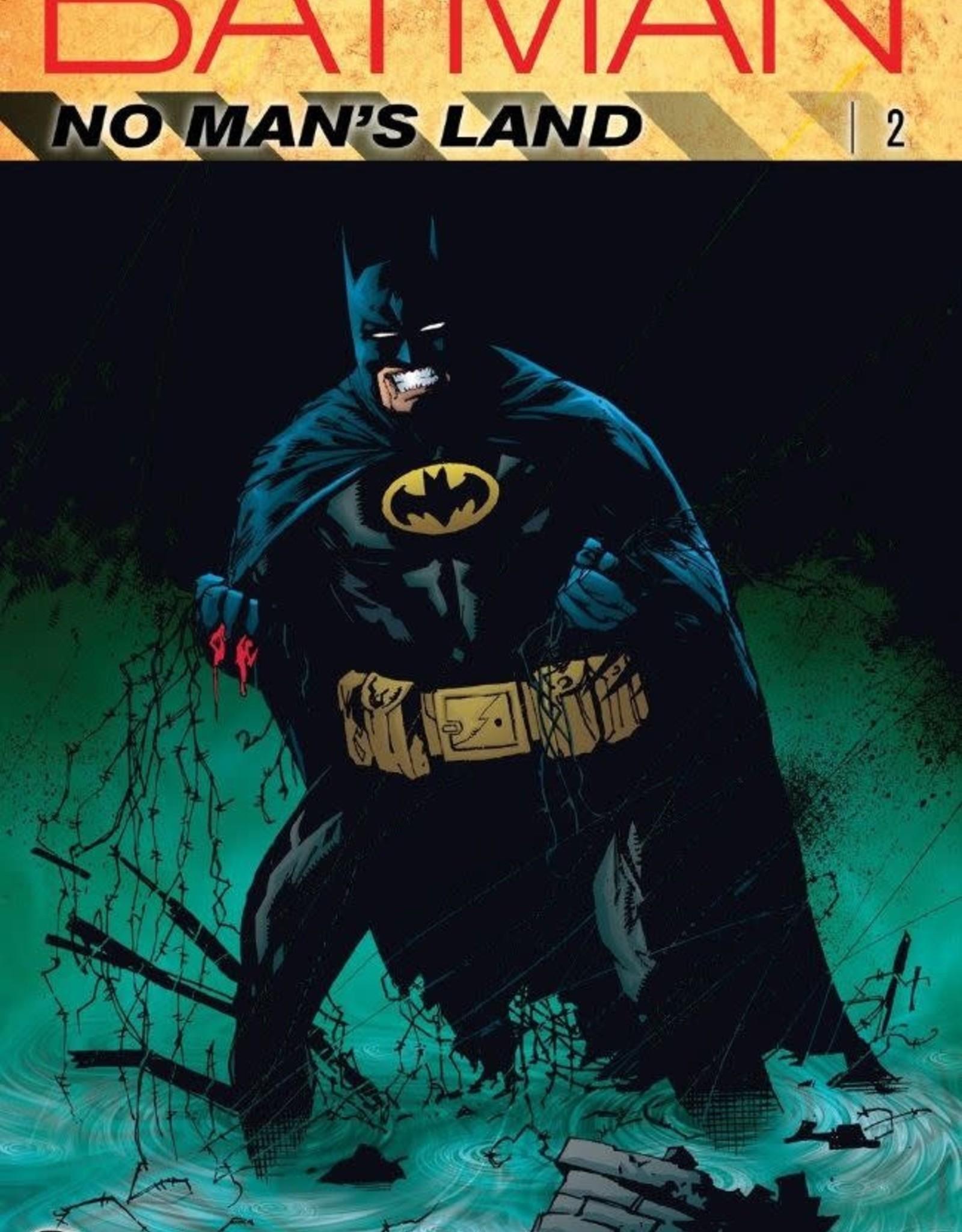 DC Comics Batman: No Man's Land Vol 02 TP