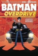 DC Comics Batman Overdrive