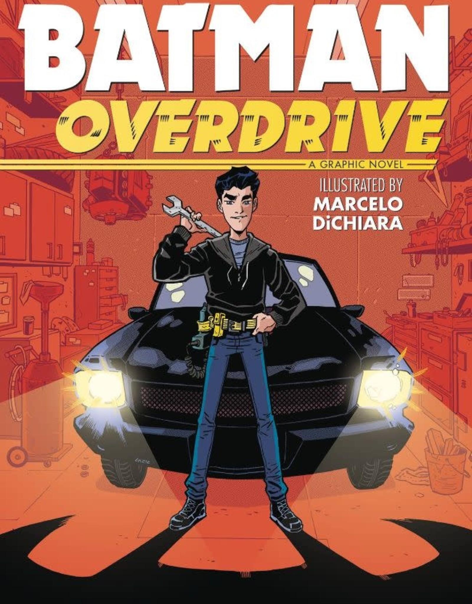 DC Comics Batman: Overdrive YR GN