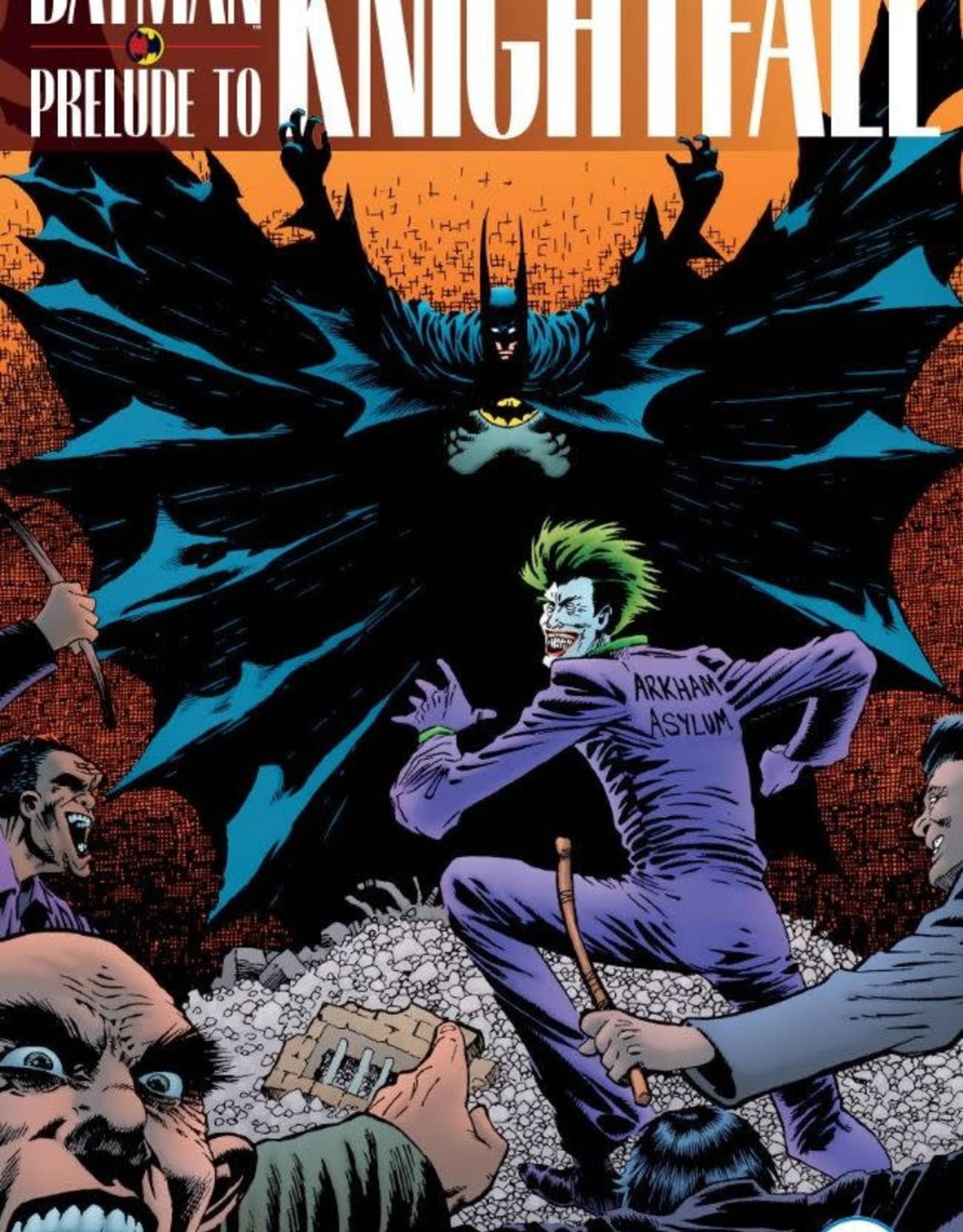 DC Comics Batman Prelude To Knightfall TP