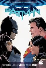 DC Comics Batman Rebirth Deluxe Edition Book 03 HC