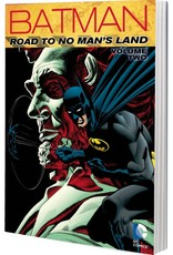 DC Comics Batman Road to No Man's Land Vol 02