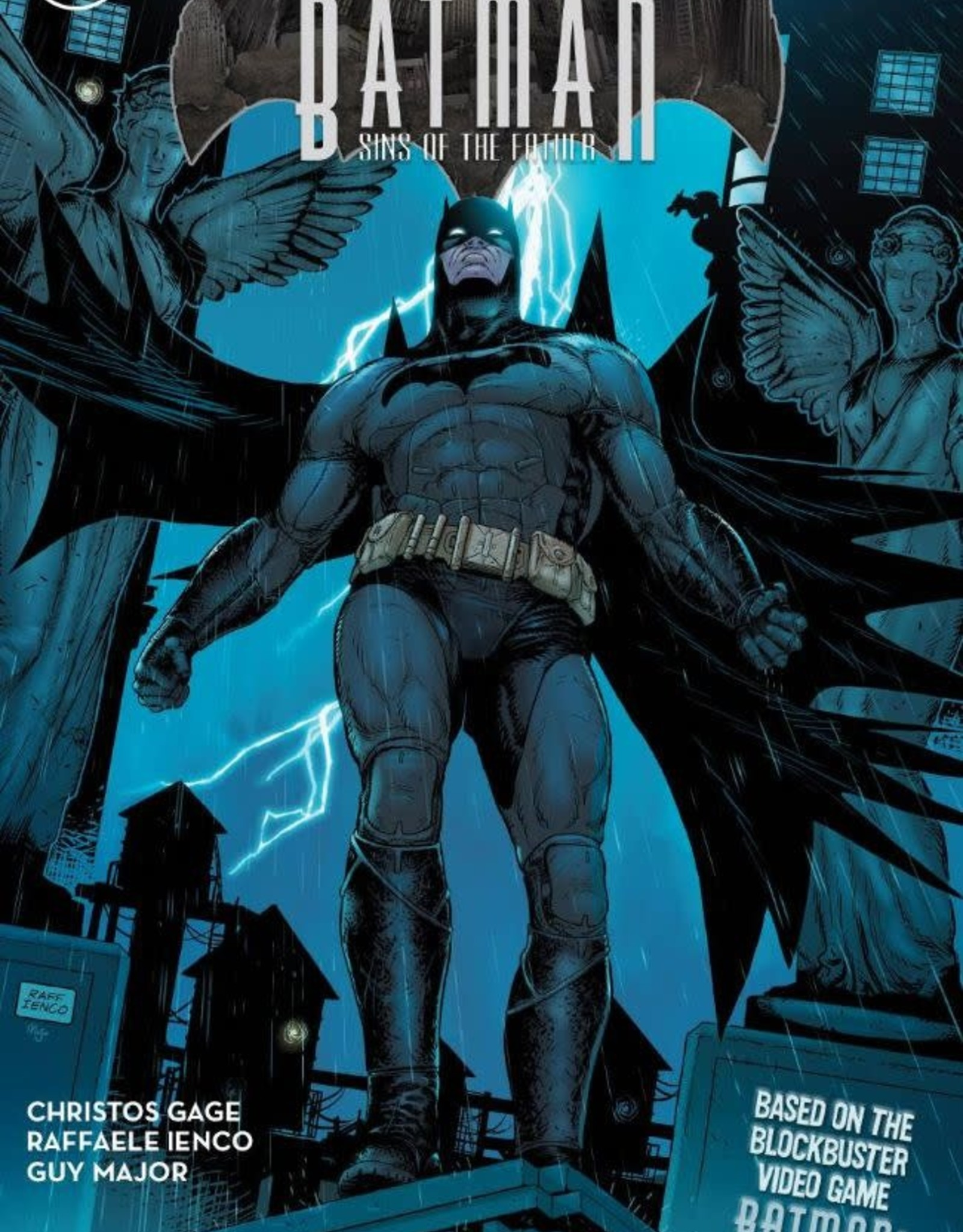 DC Comics Batman Sins of the Father