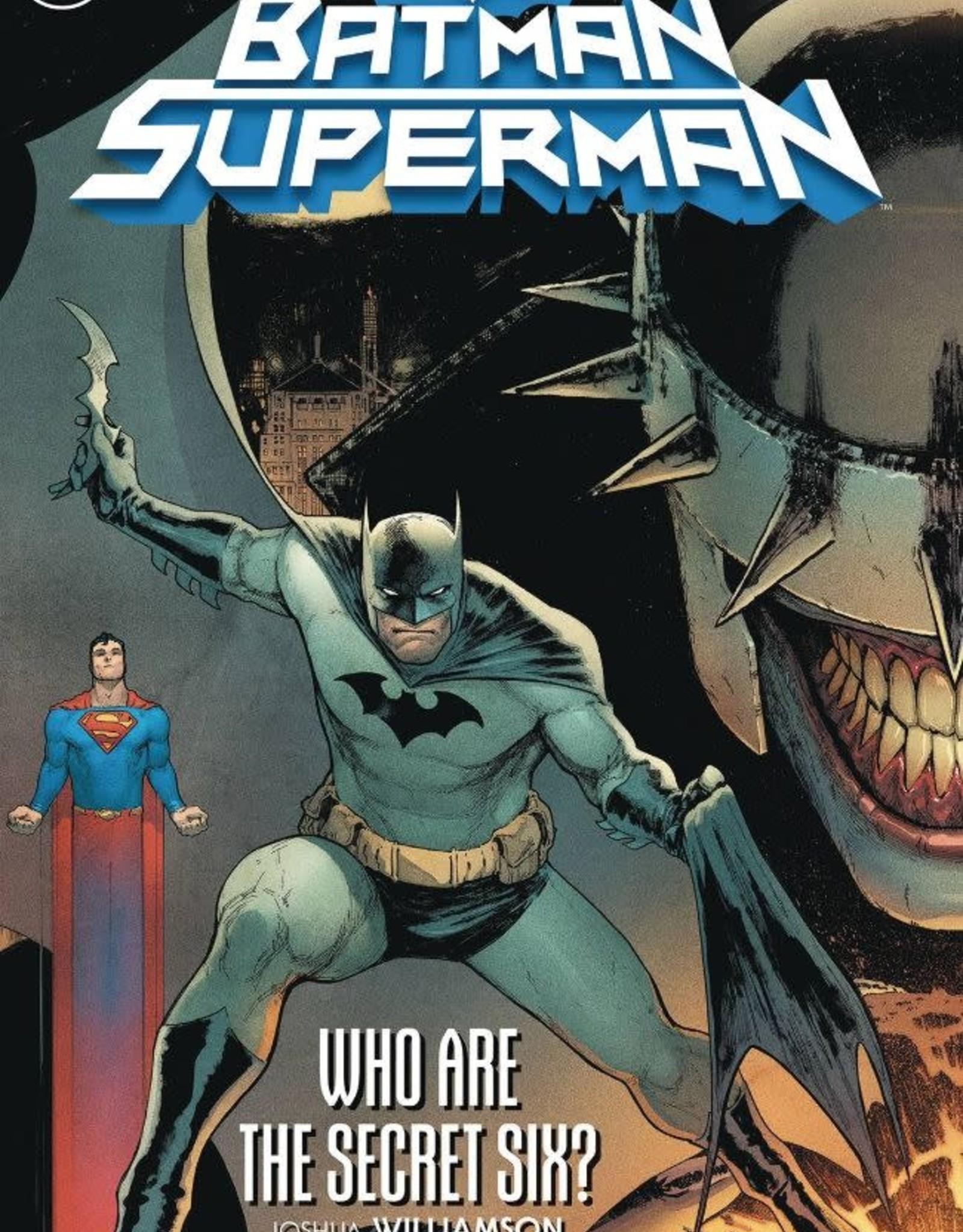 DC Comics Batman Superman HC Vol 1 Who are the Secret Six