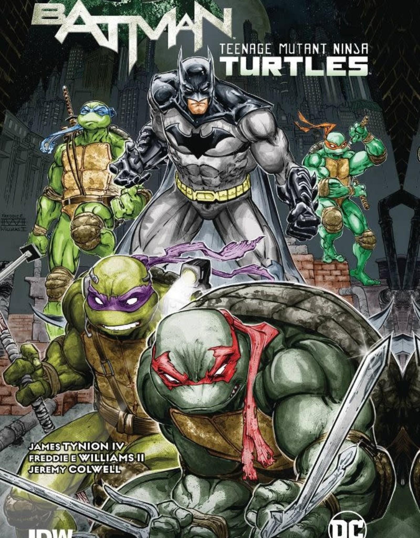 IDW Publishing Batman TMNT TP Vol 1