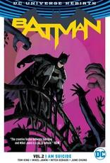 DC Comics Batman TP Vol 02 I Am Suicide (Rebirth)