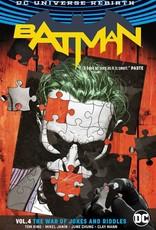 DC Comics Batman Vol 04 The War of the Jokes and Riddles