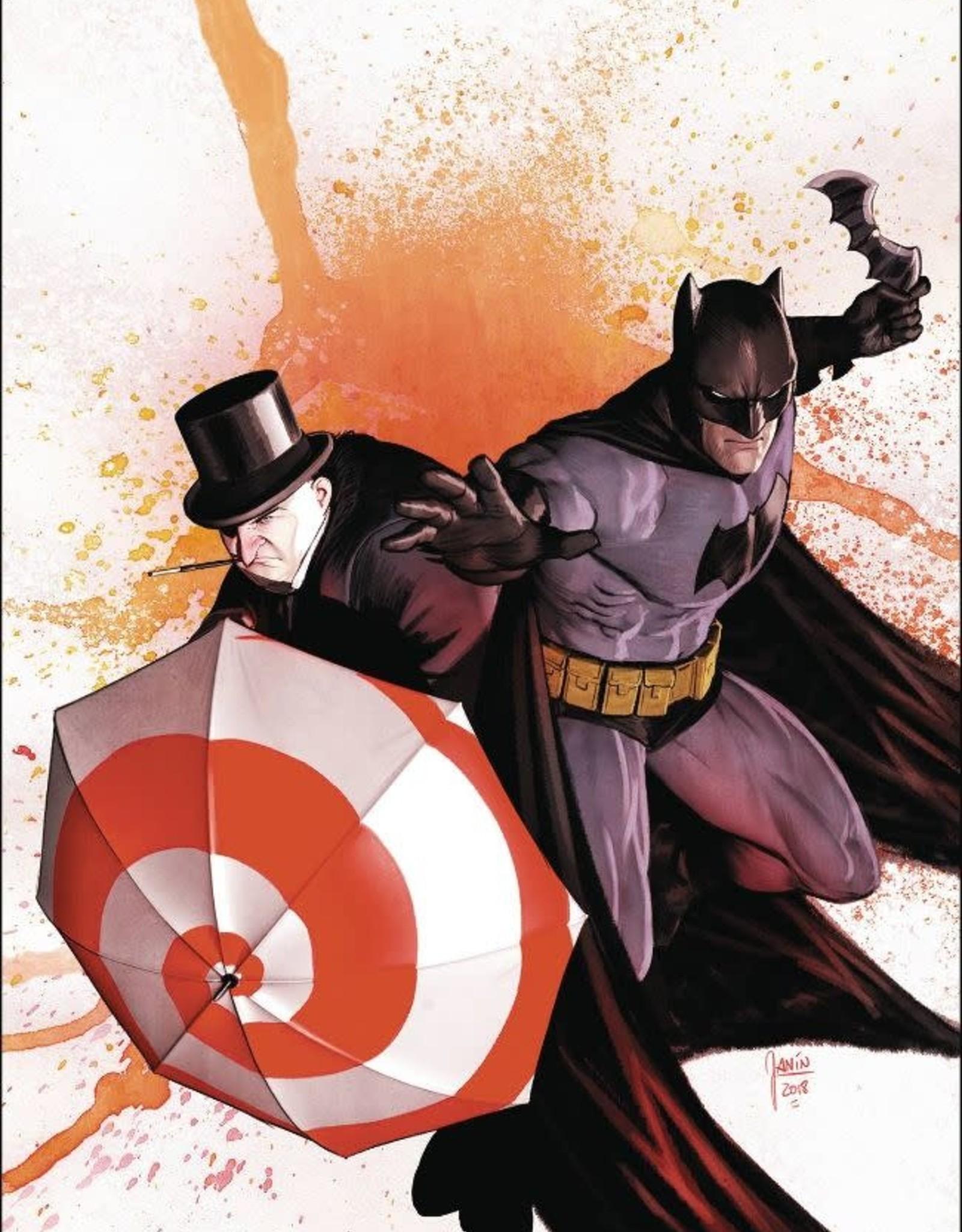 DC Comics Batman TP Vol 09 The Tyrant Wing