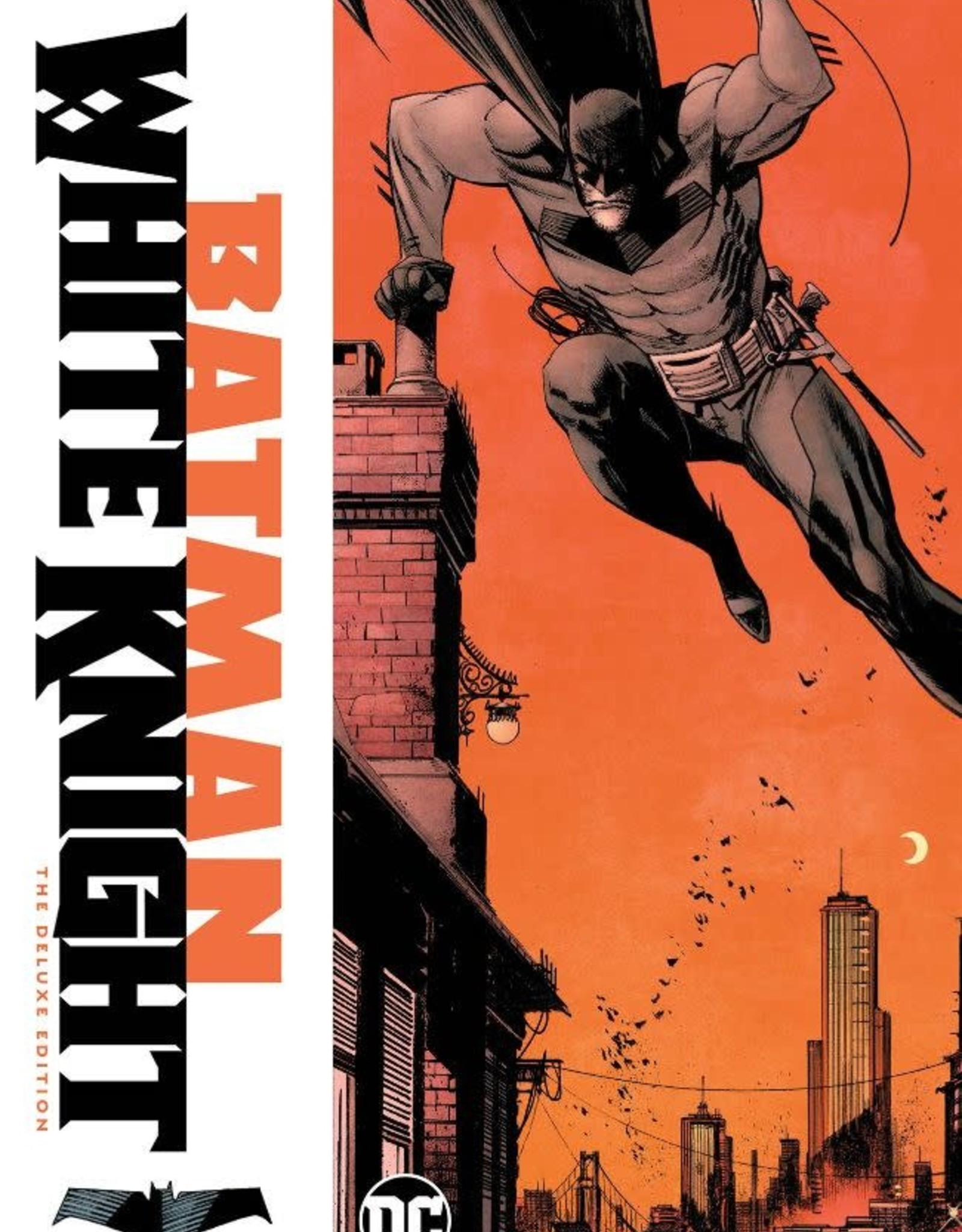 DC Comics Batman White Knight the Deluxe Edition HC