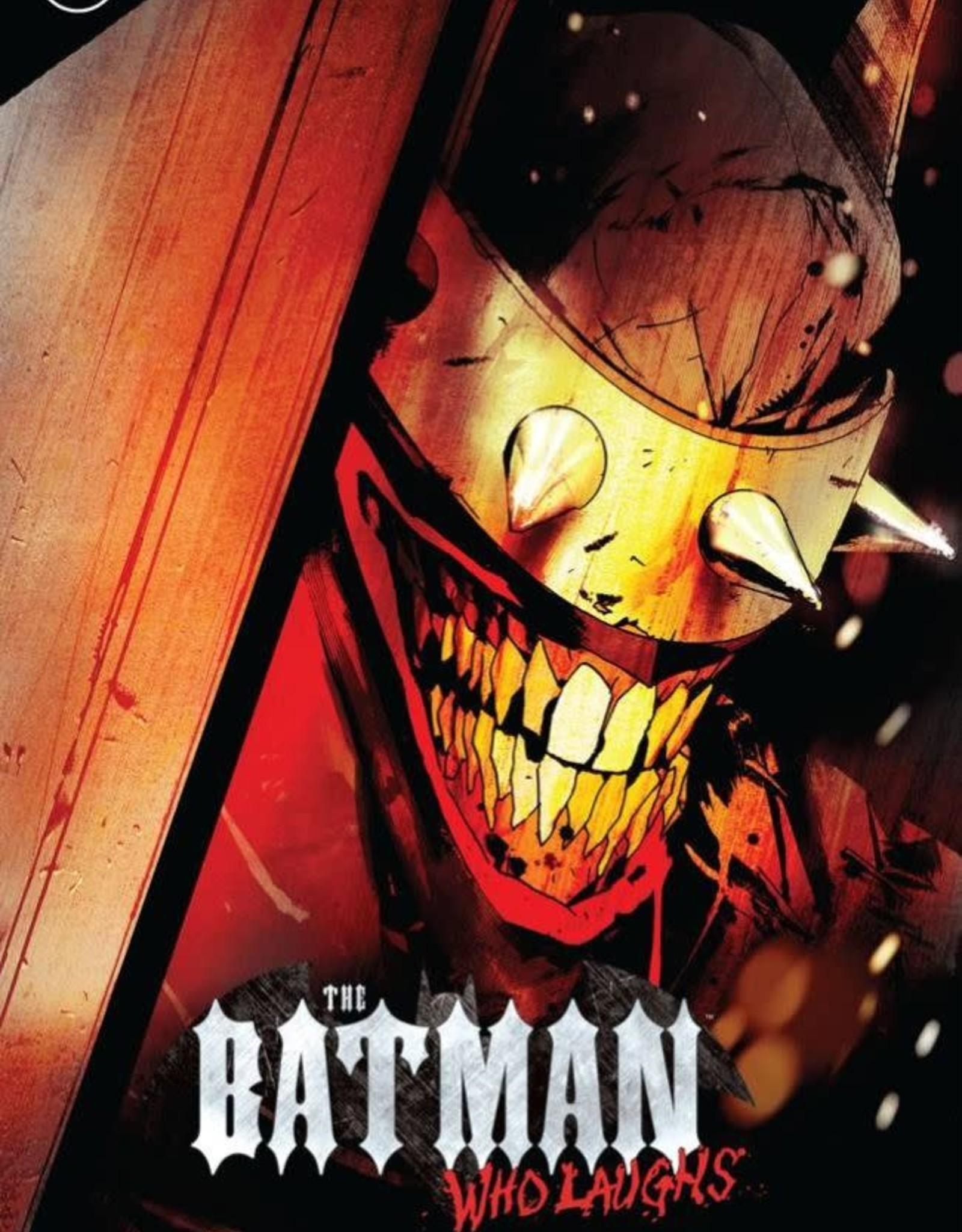 DC Comics Batman Who Laughs HC