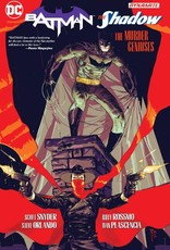 DC Comics Batman/The Shadow The Murder Geniuses