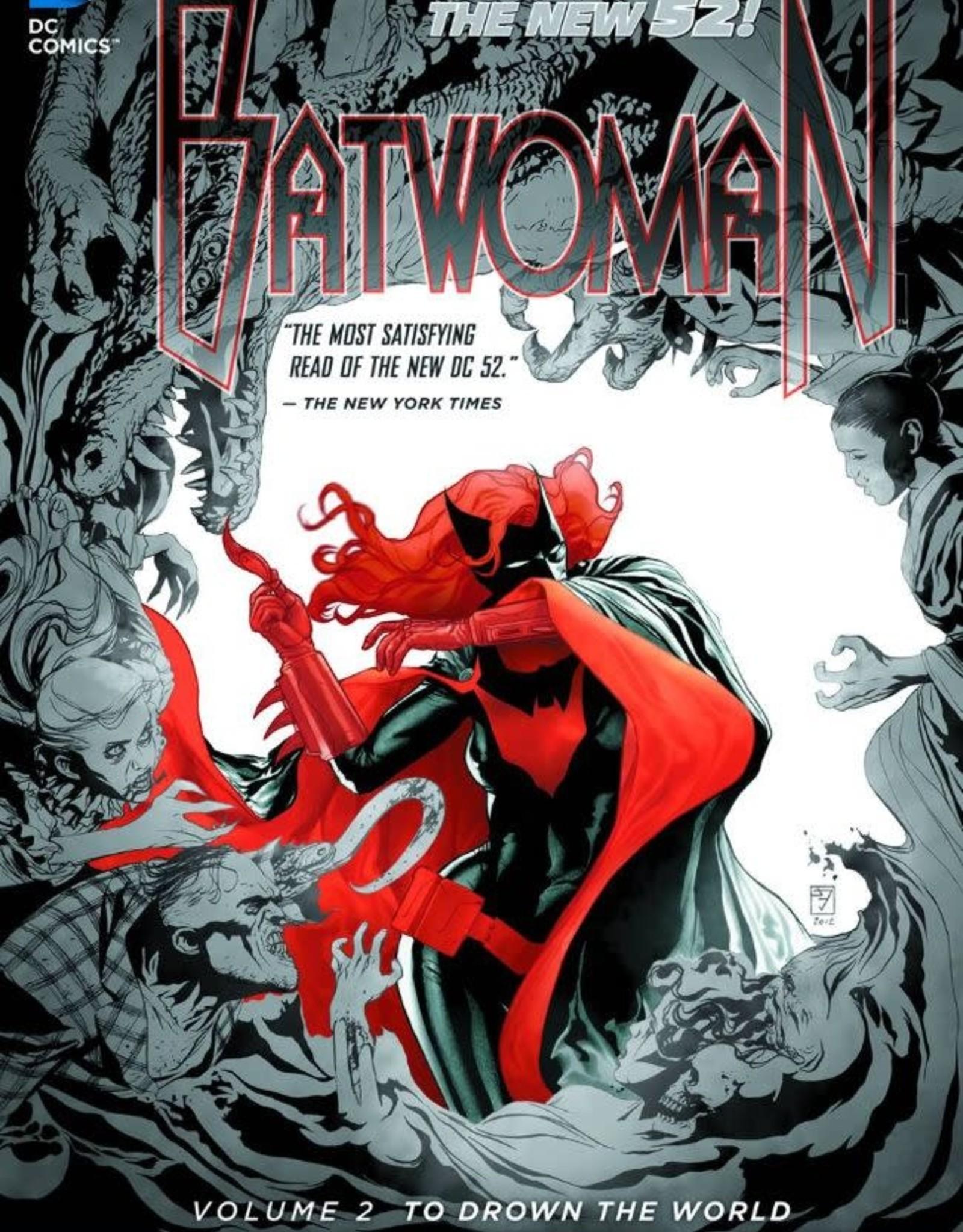 DC Comics Batwoman Vol 02 To Drown the World