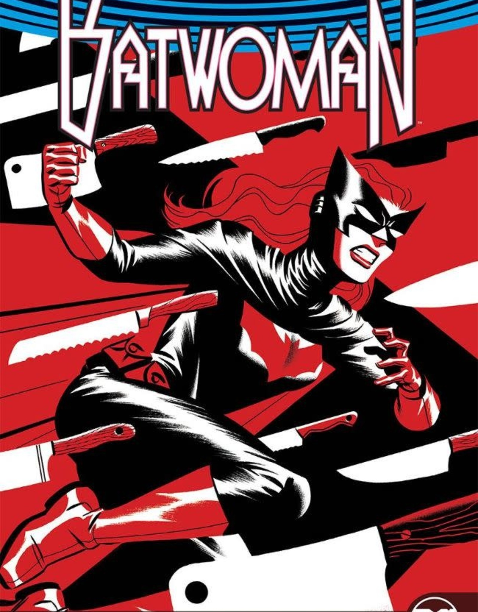 DC Comics Batwoman Vol 02 Wonderland