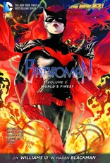 DC Comics Batwoman Vol 03: World's Finest TP