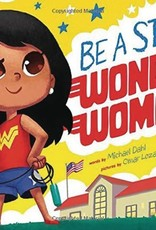 Capstone Publishing Be A Star Wonder Woman Yr Board Book