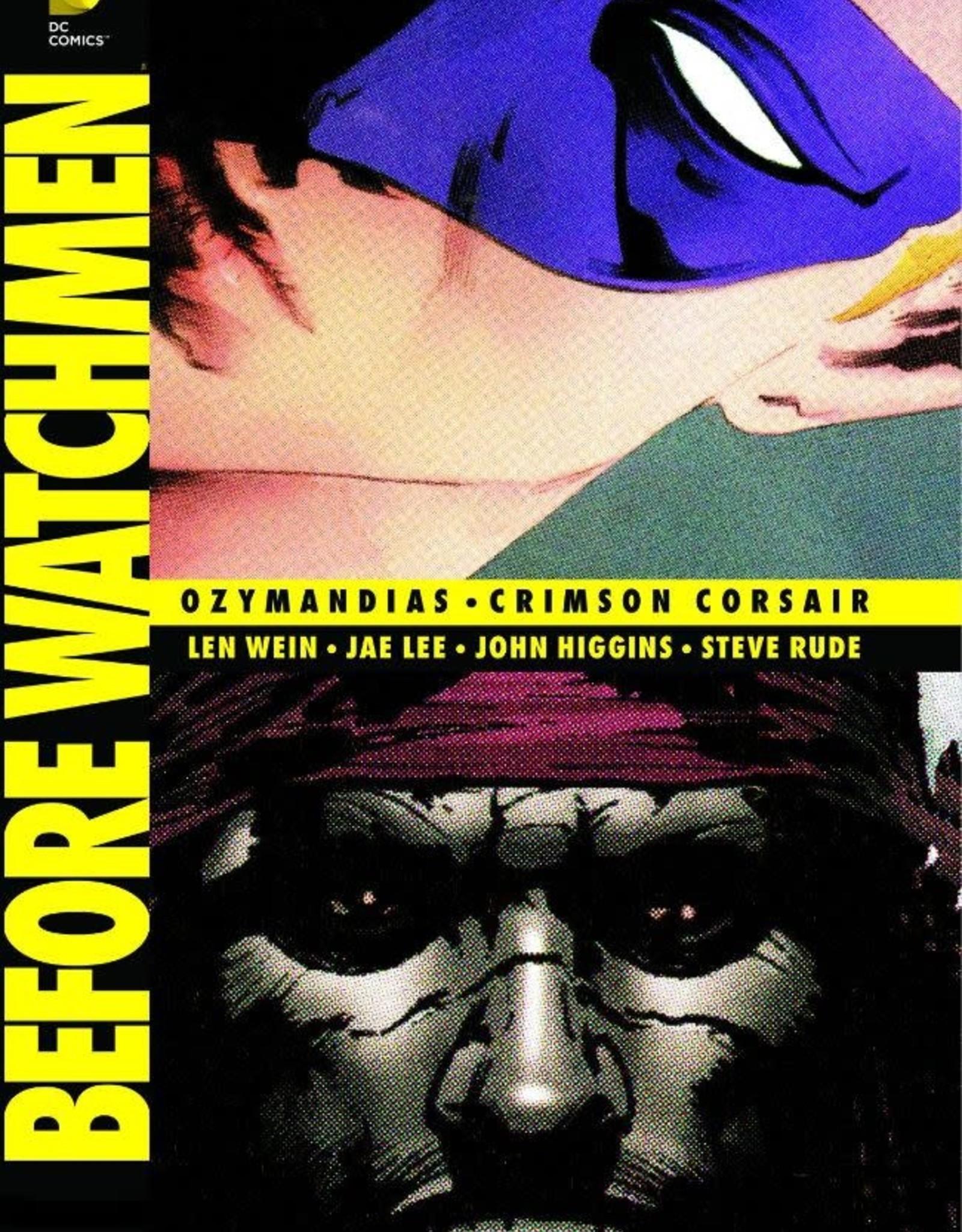 DC Comics Before Watchmen Ozymandias-Crimson Corsair