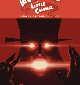 Boom! Studios Big Trouble in Little China Legacy Edition Vol 02