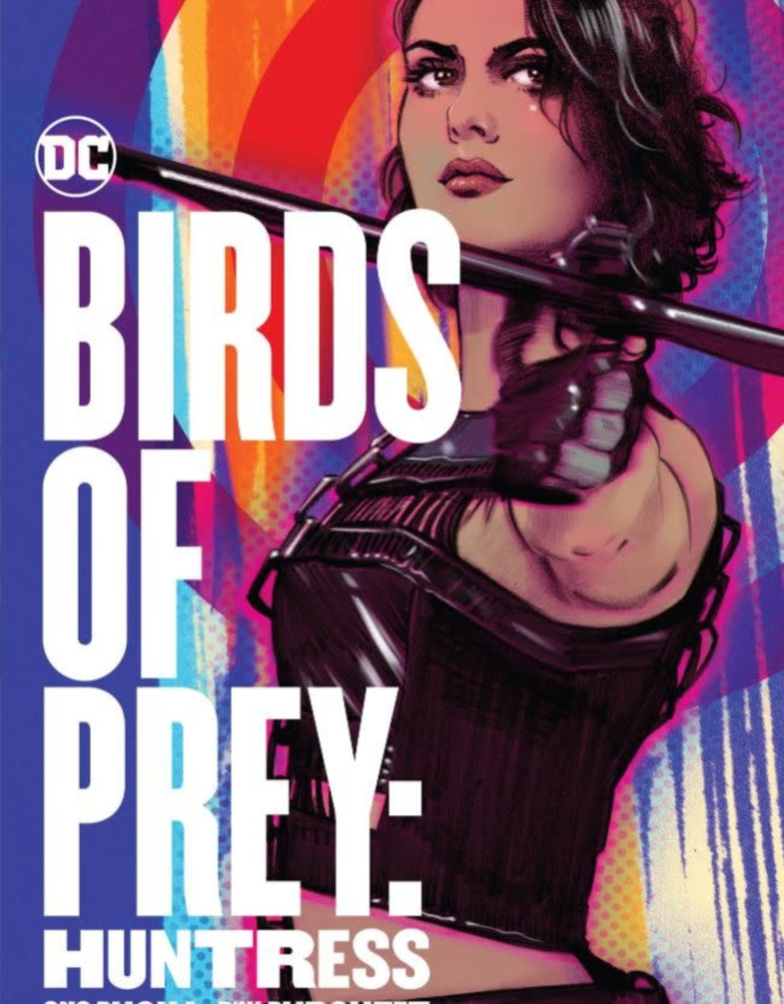 DC Comics Birds of Prey Huntress