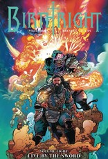 Image Comics Birthright Vol 08 Live by the Sword