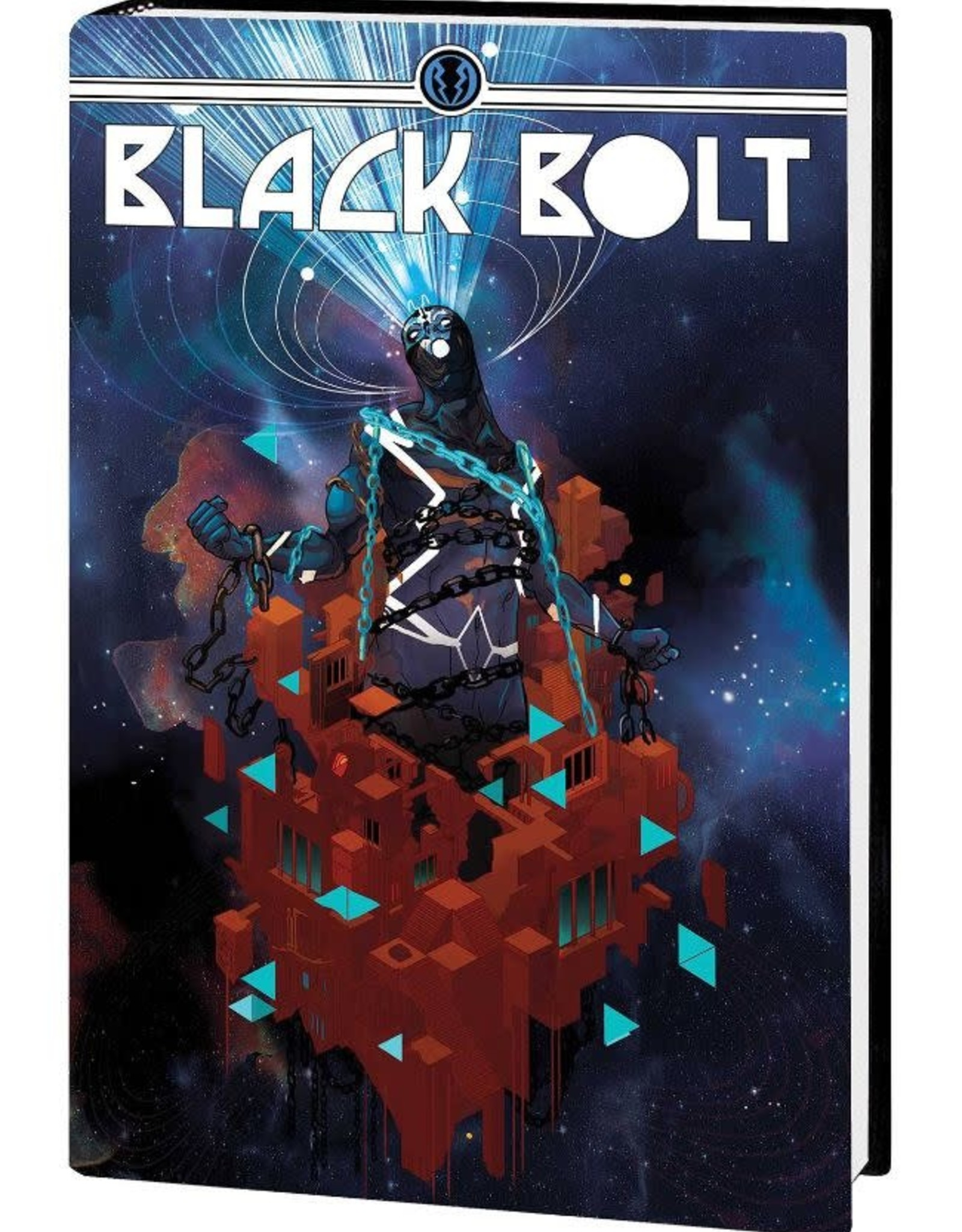 Marvel Comics Black Bolt HC