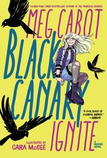 DC Comics Black Canary Ignite