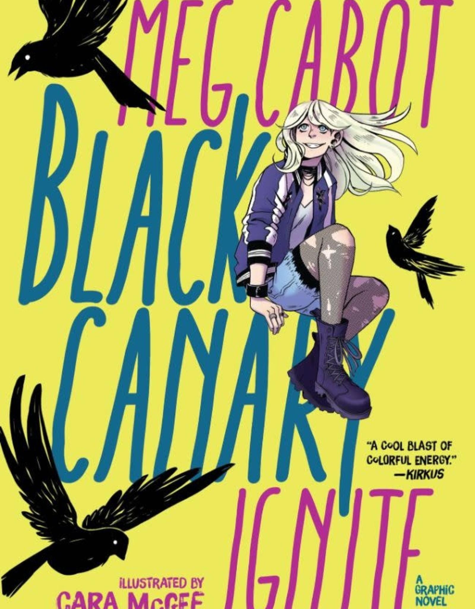 DC Comics Black Canary: Ignite GN