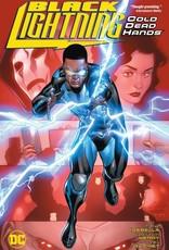 DC Comics Black Lightning Cold Dead Hands