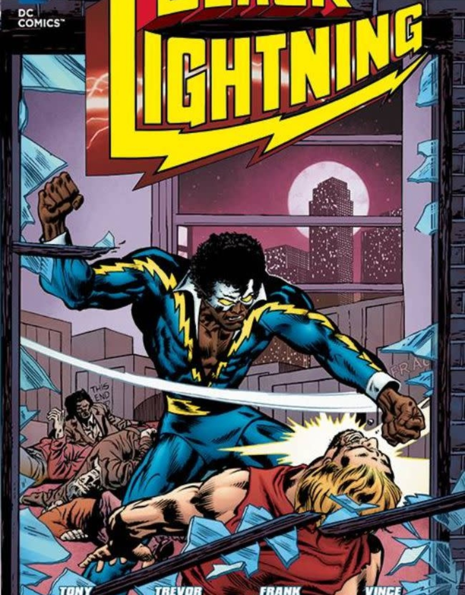 DC Comics Black Lightning Vol 01 TP