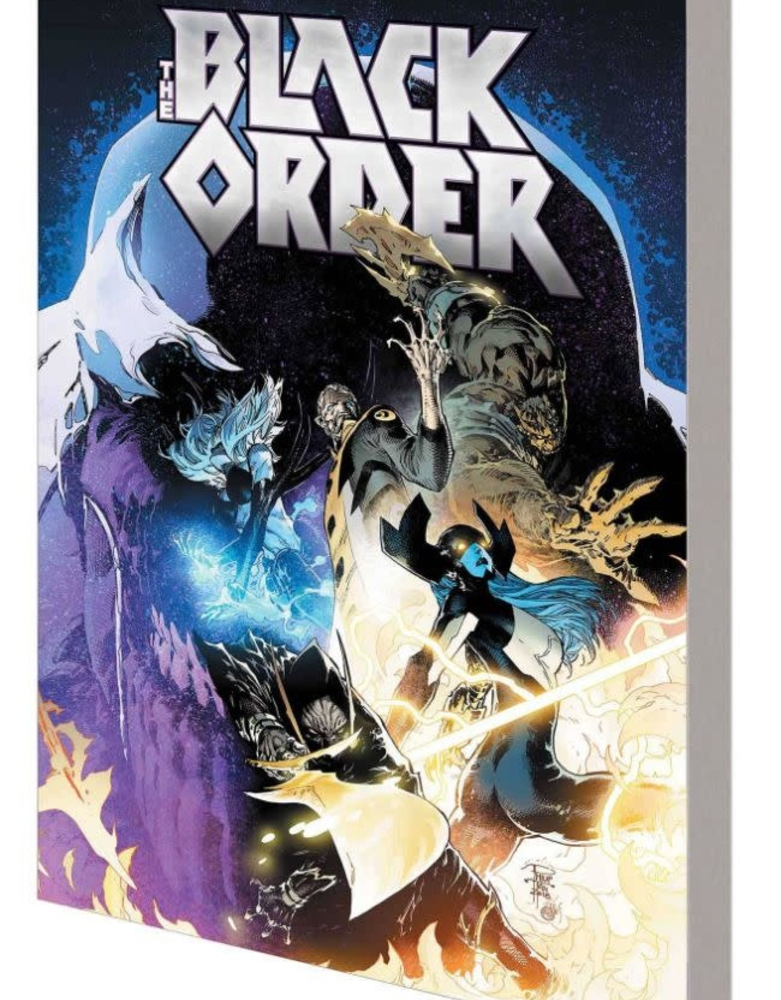 Marvel Comics Black Order The Warmasters of Thanos