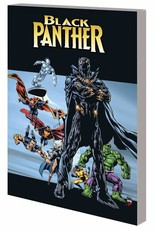 Marvel Comics Black Panther Complete Collection by Christopher Priest Vol 02