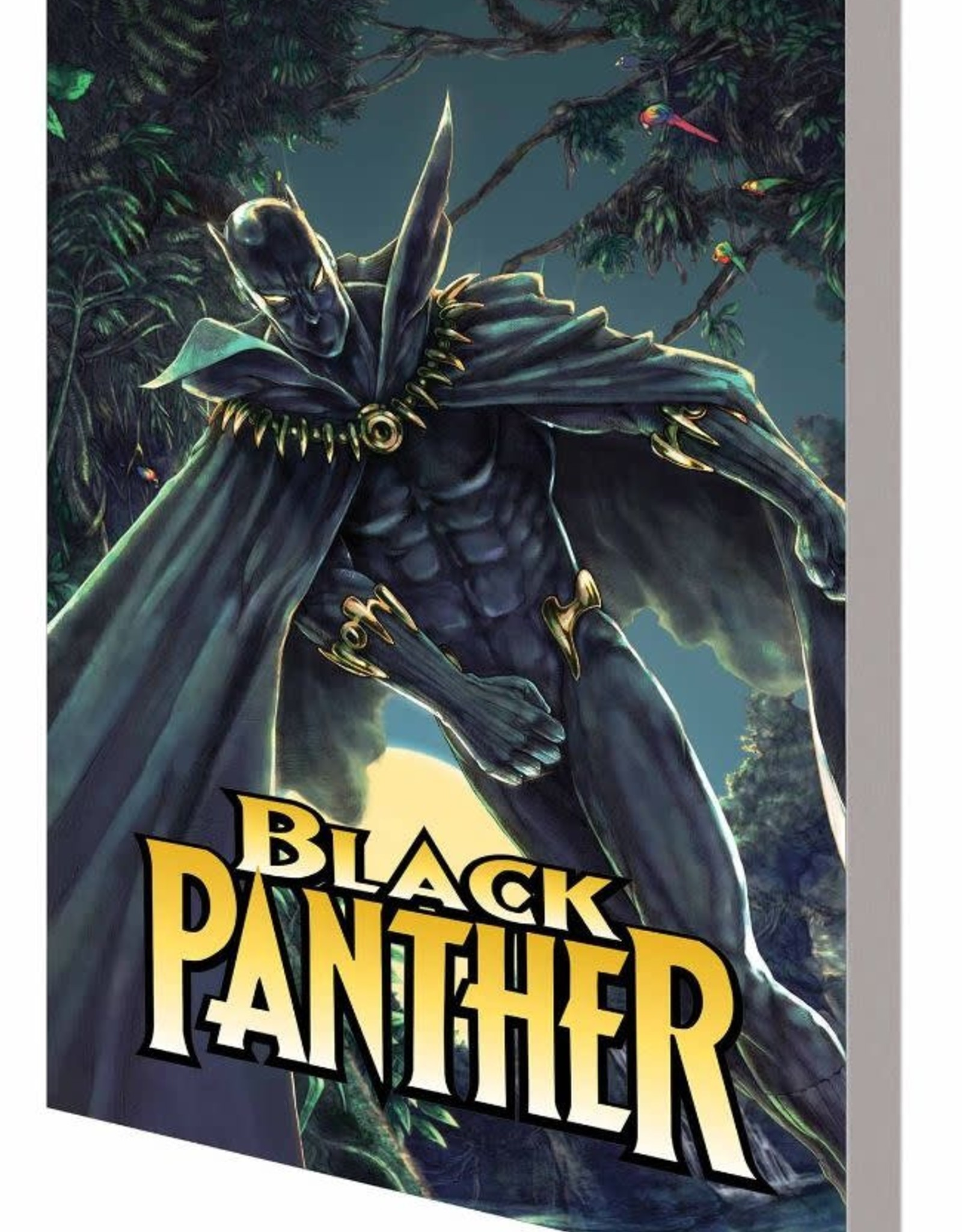 Marvel Comics Black Panther Complete Collection by Christopher Priest Vol 03 TP