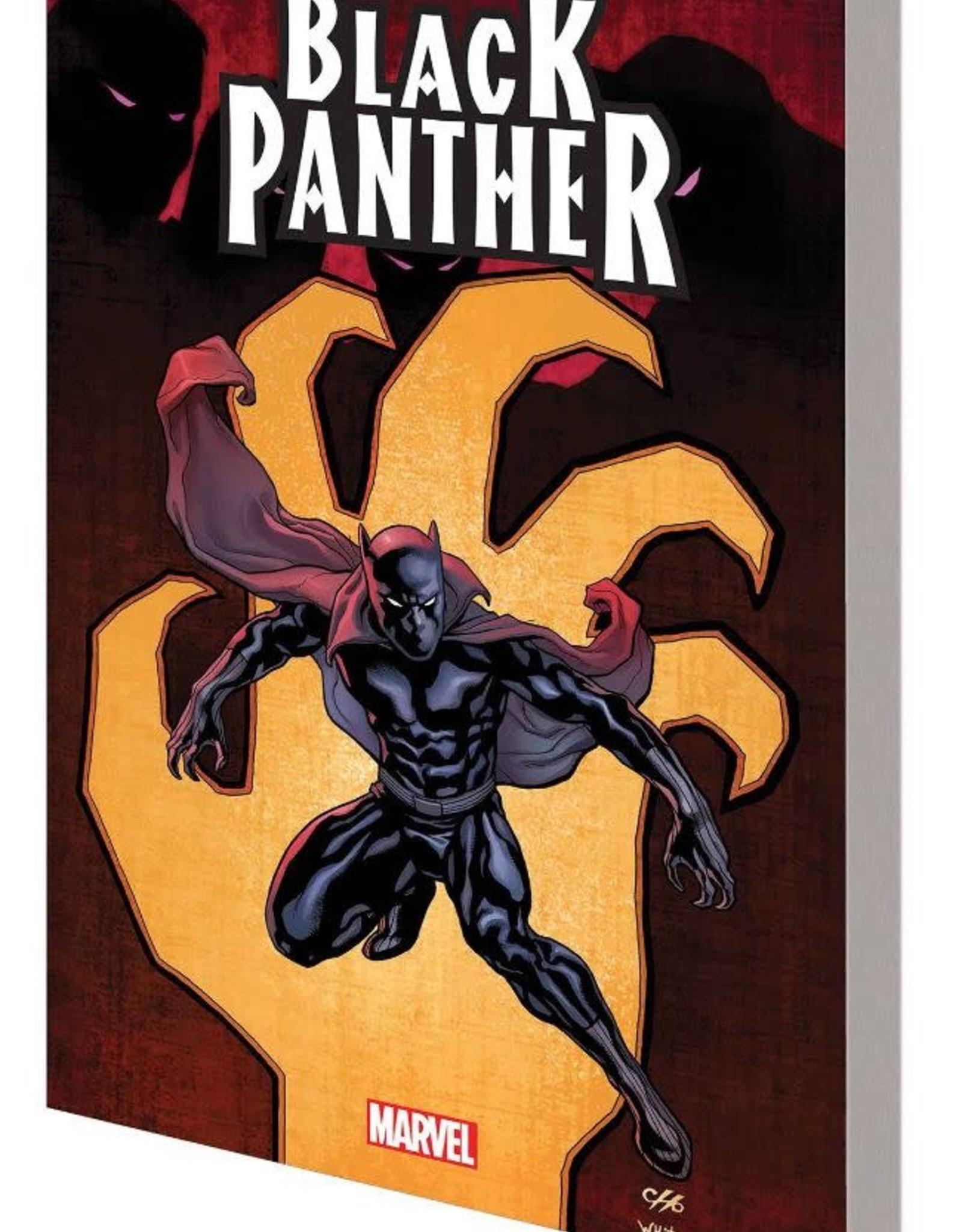 Marvel Comics Black Panther Complete Collection by Reginald Hudlin Vol 01 TP