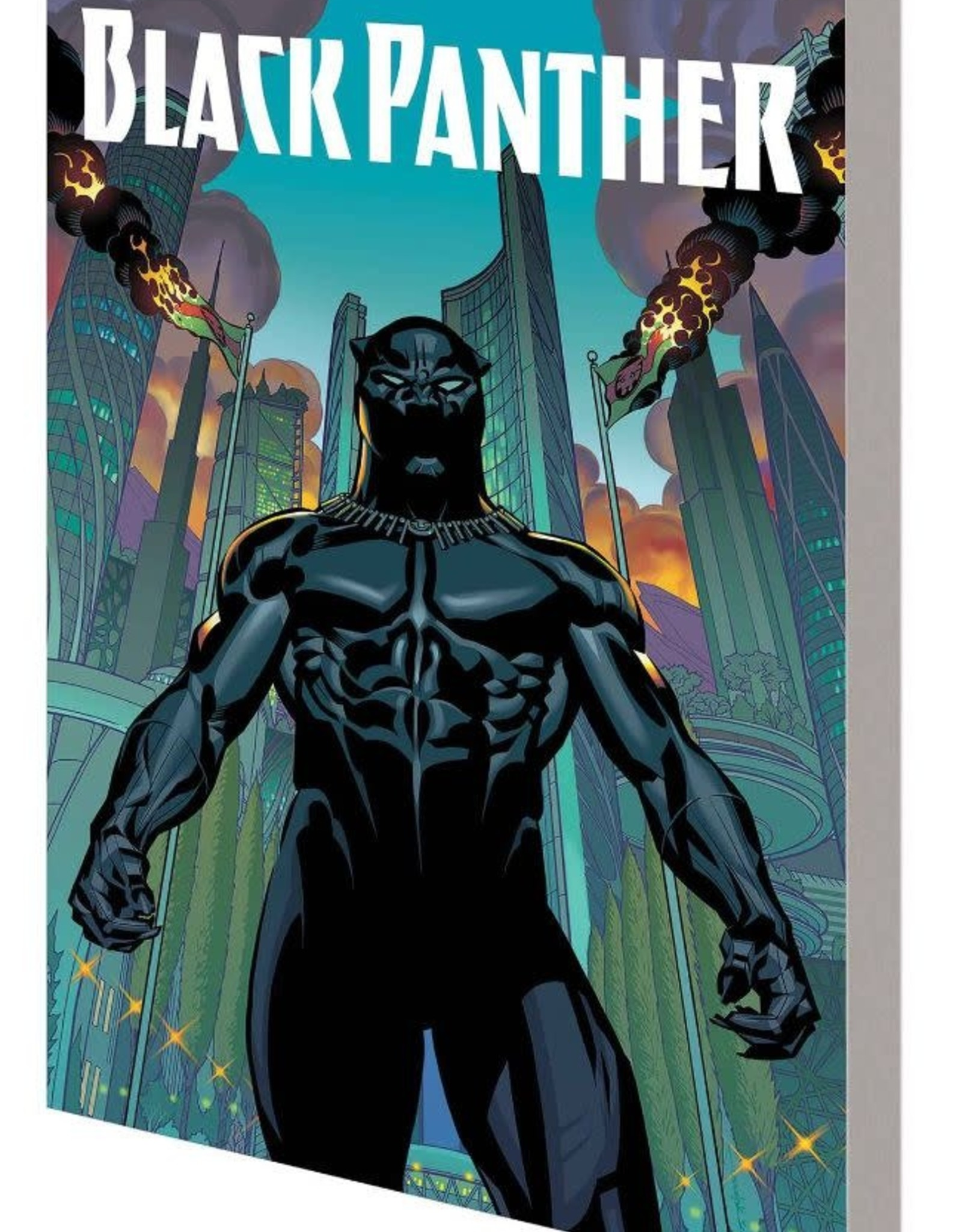 Marvel Comics Black Panther Vol 01 A Nation Under Our Feet Part 01
