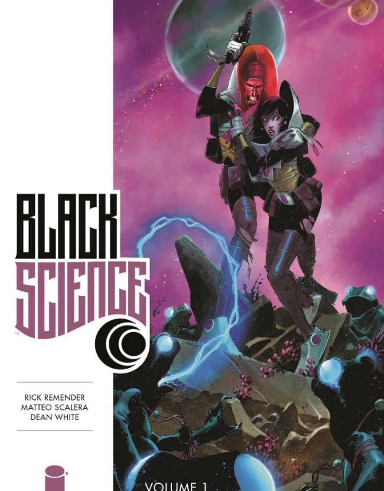 Image Comics Black Science Vol 01 TP
