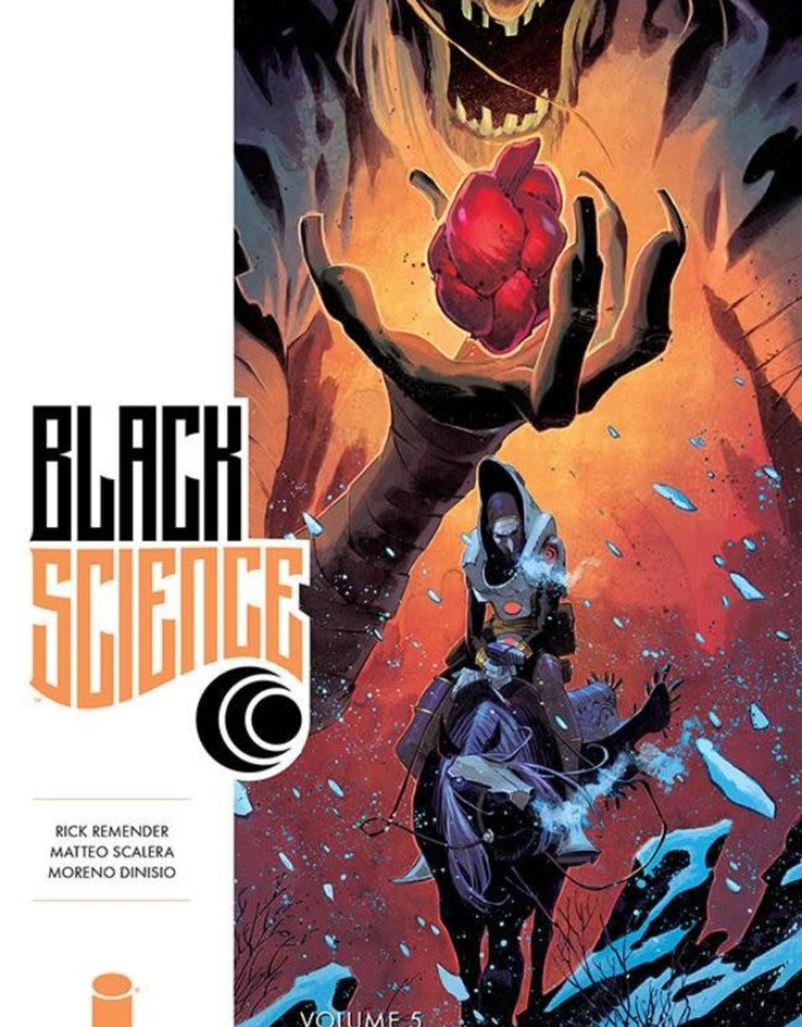 Image Comics Black Science Vol 05