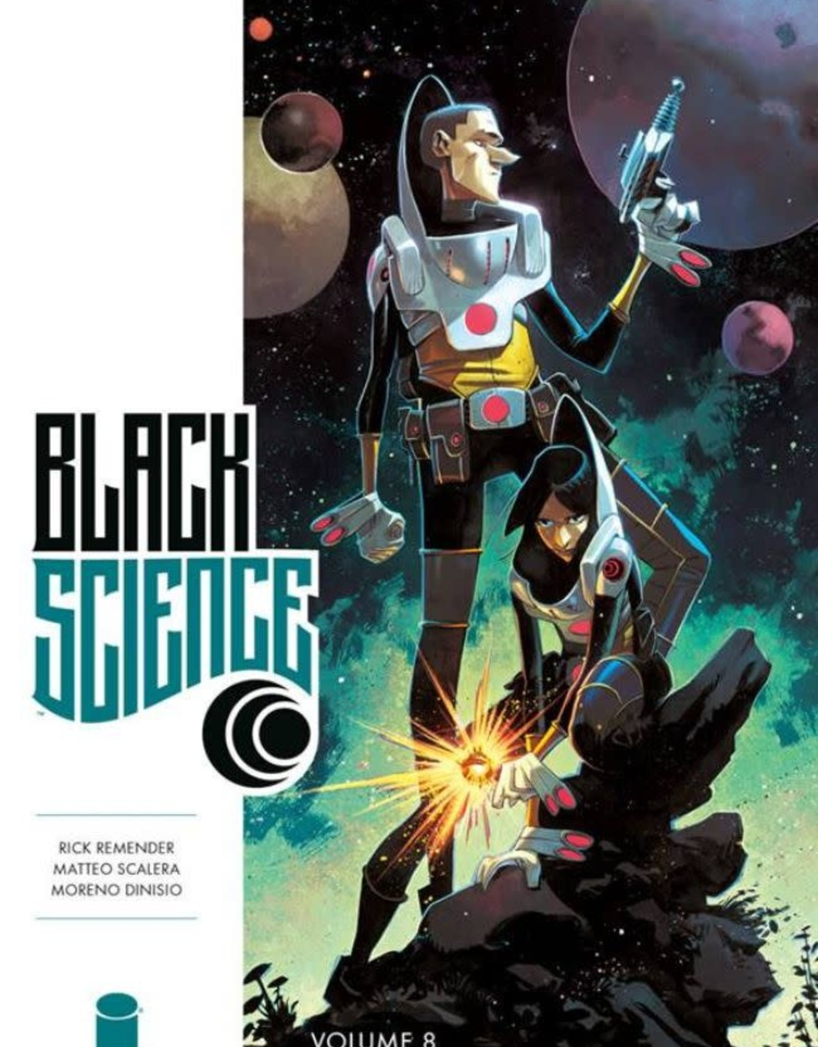 Image Comics Black Science Vol 08