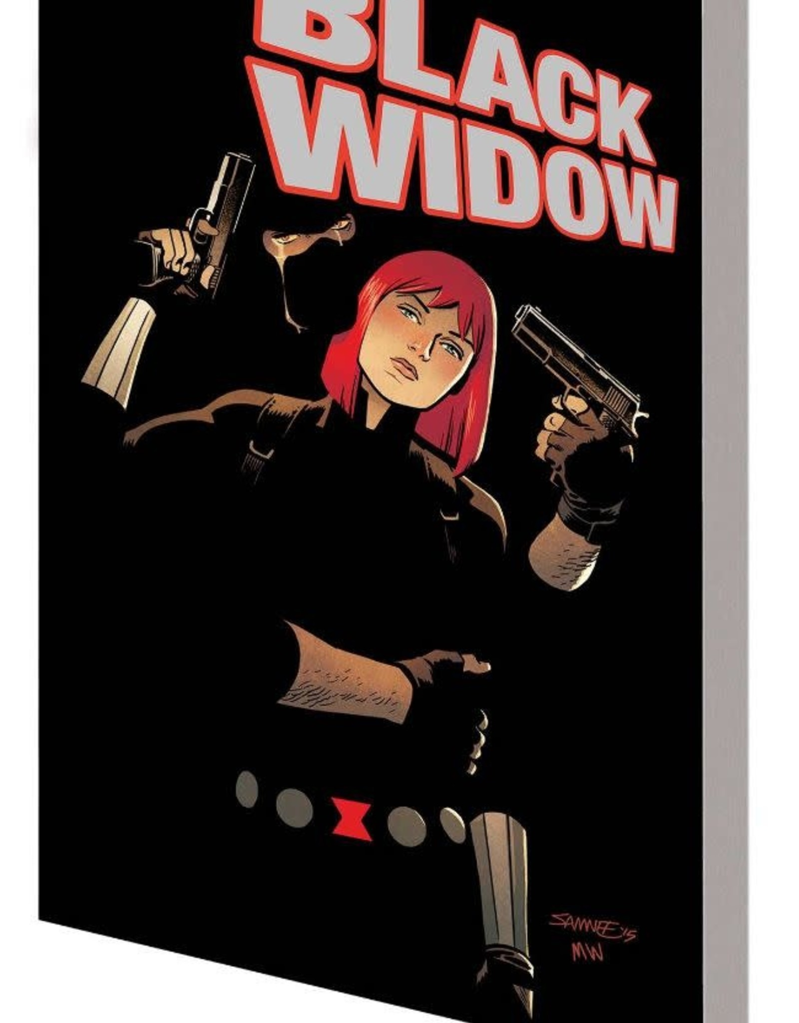 Marvel Comics Black Widow Complete Collection
