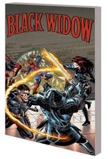 Marvel Comics Black Widow Marvel Team-Up