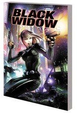 Marvel Comics Black Widow No Restraints Play