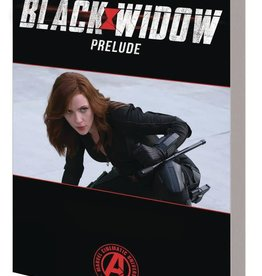 Marvel Comics Black Widow Prelude