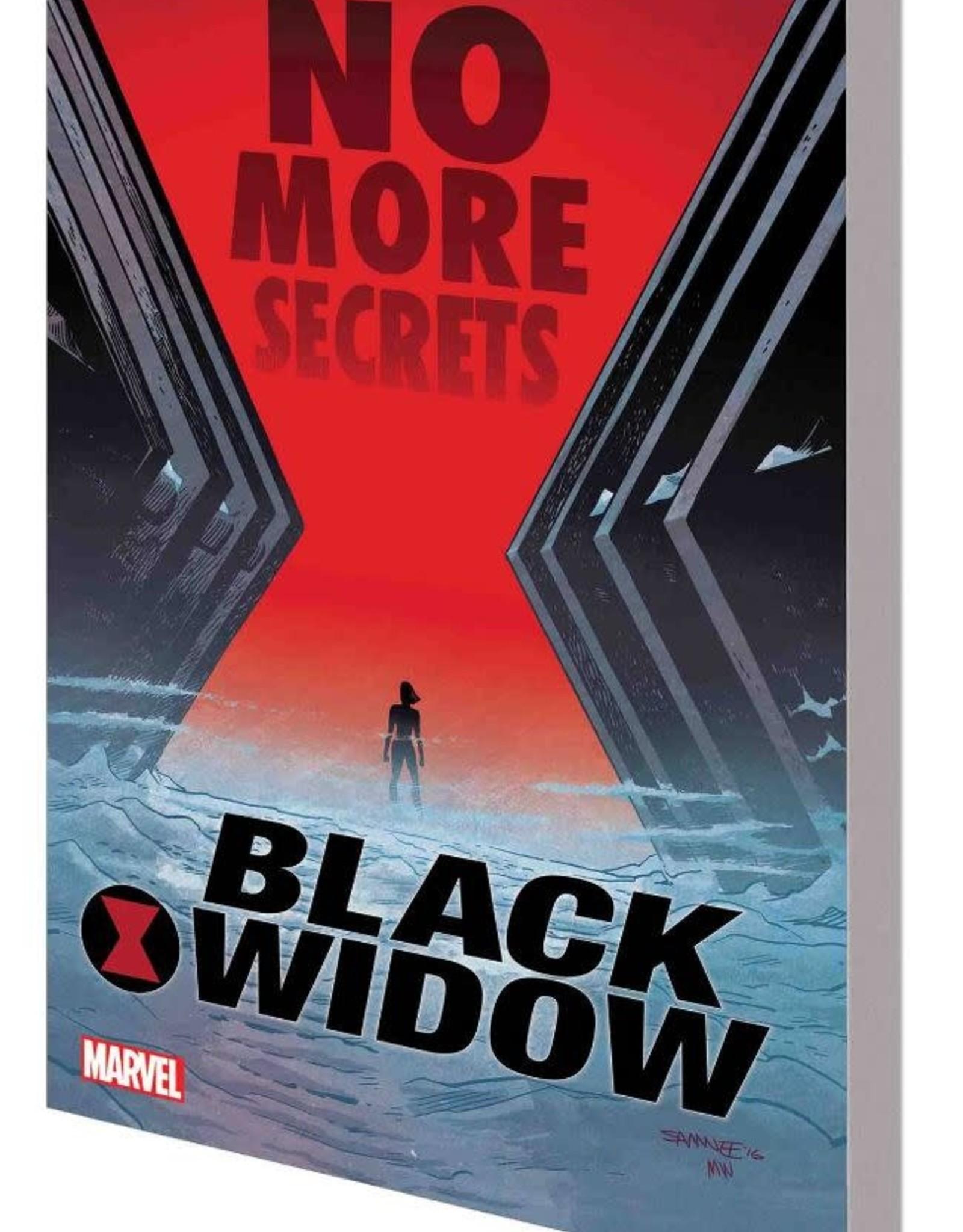 Marvel Comics Black Widow Vol 02 No More Secrets