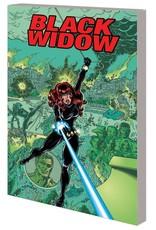Marvel Comics Black Widow Web of Intrigue