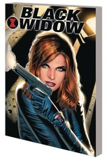 Marvel Comics Black Widow Welcome to the Game