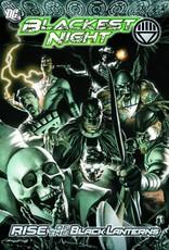 DC Comics Blackest Night Rise of the Black Lanterns