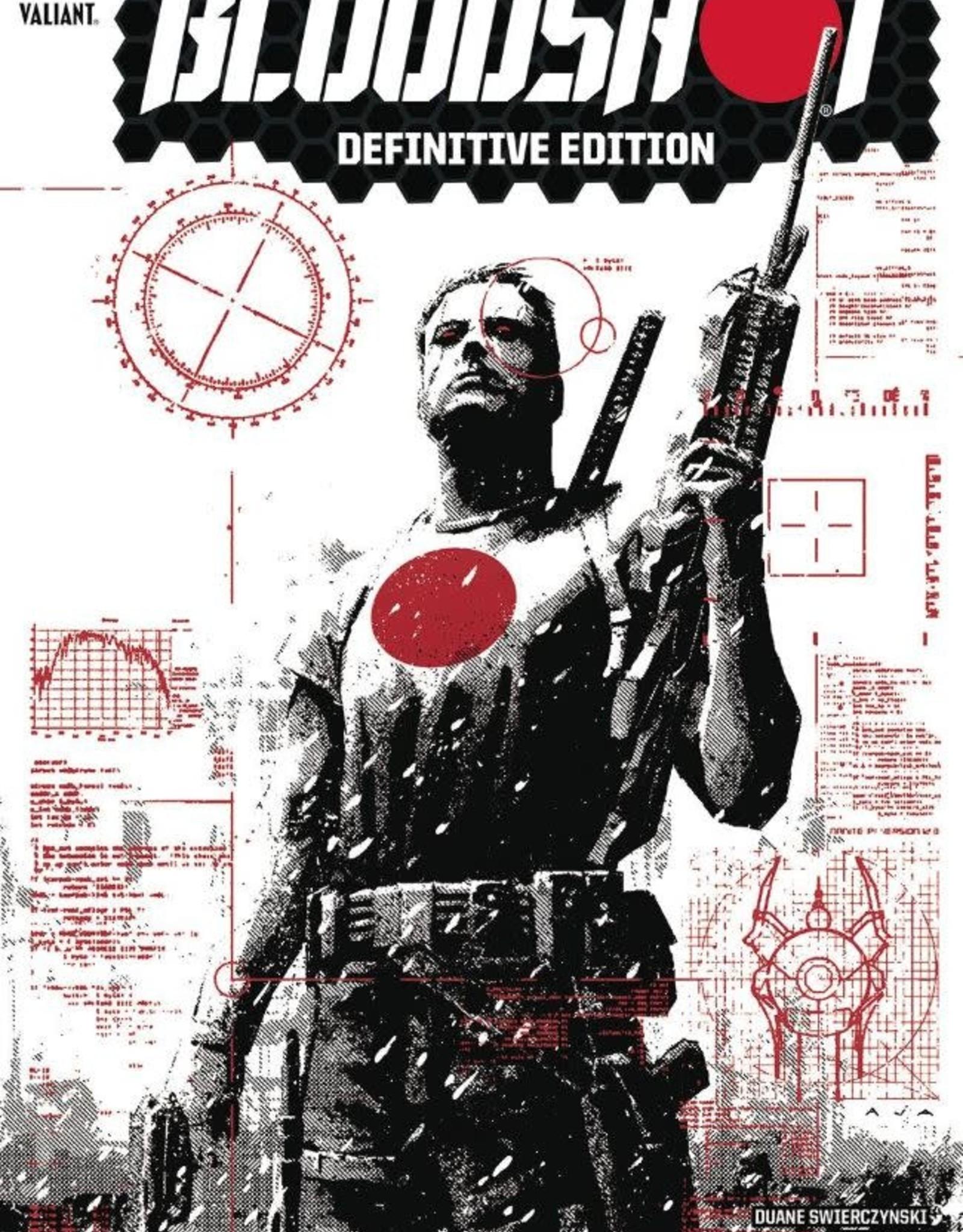 Valiant Entertainment Bloodshot Definitive Edition