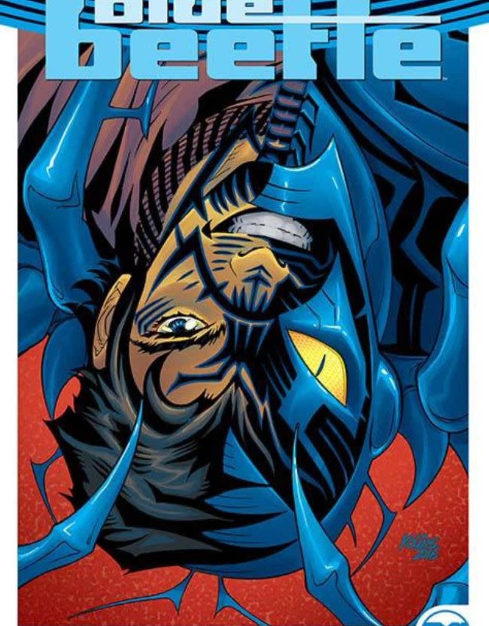 DC Comics Blue Beetle Vol 01 The More Things Change