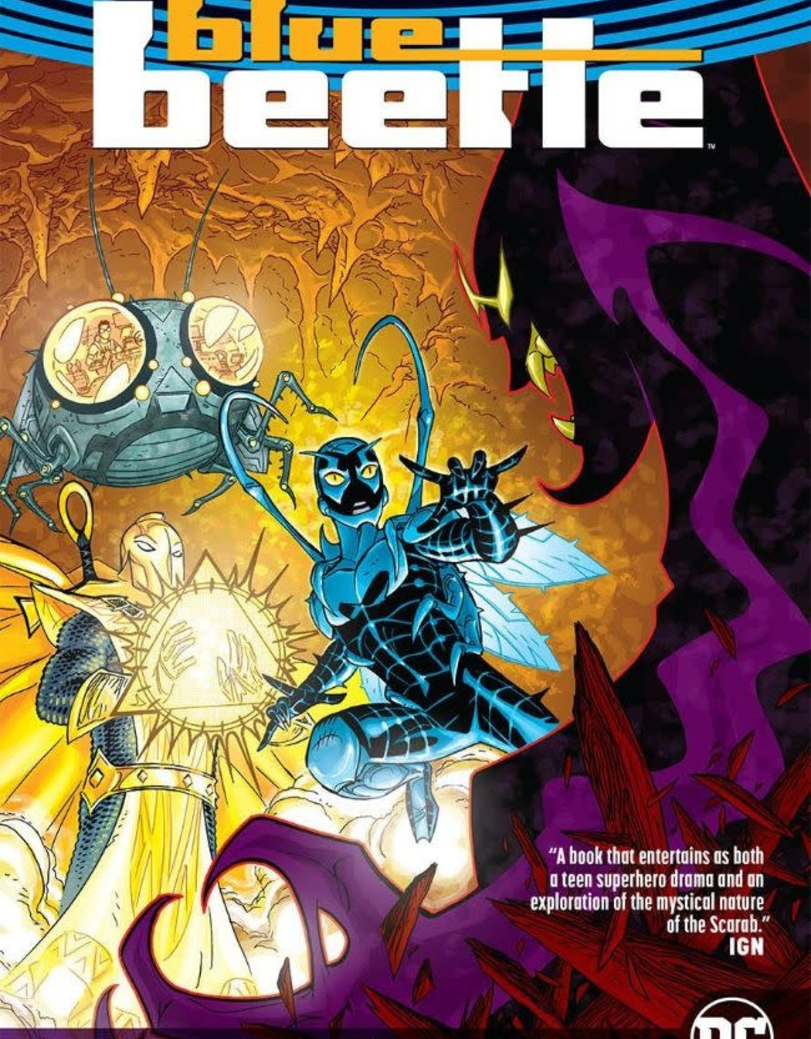 DC Comics Blue Beetle Vol 02 Hard Choices