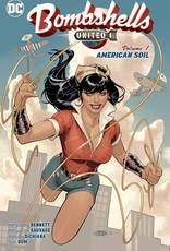 DC Comics Bombshells United Vol 01