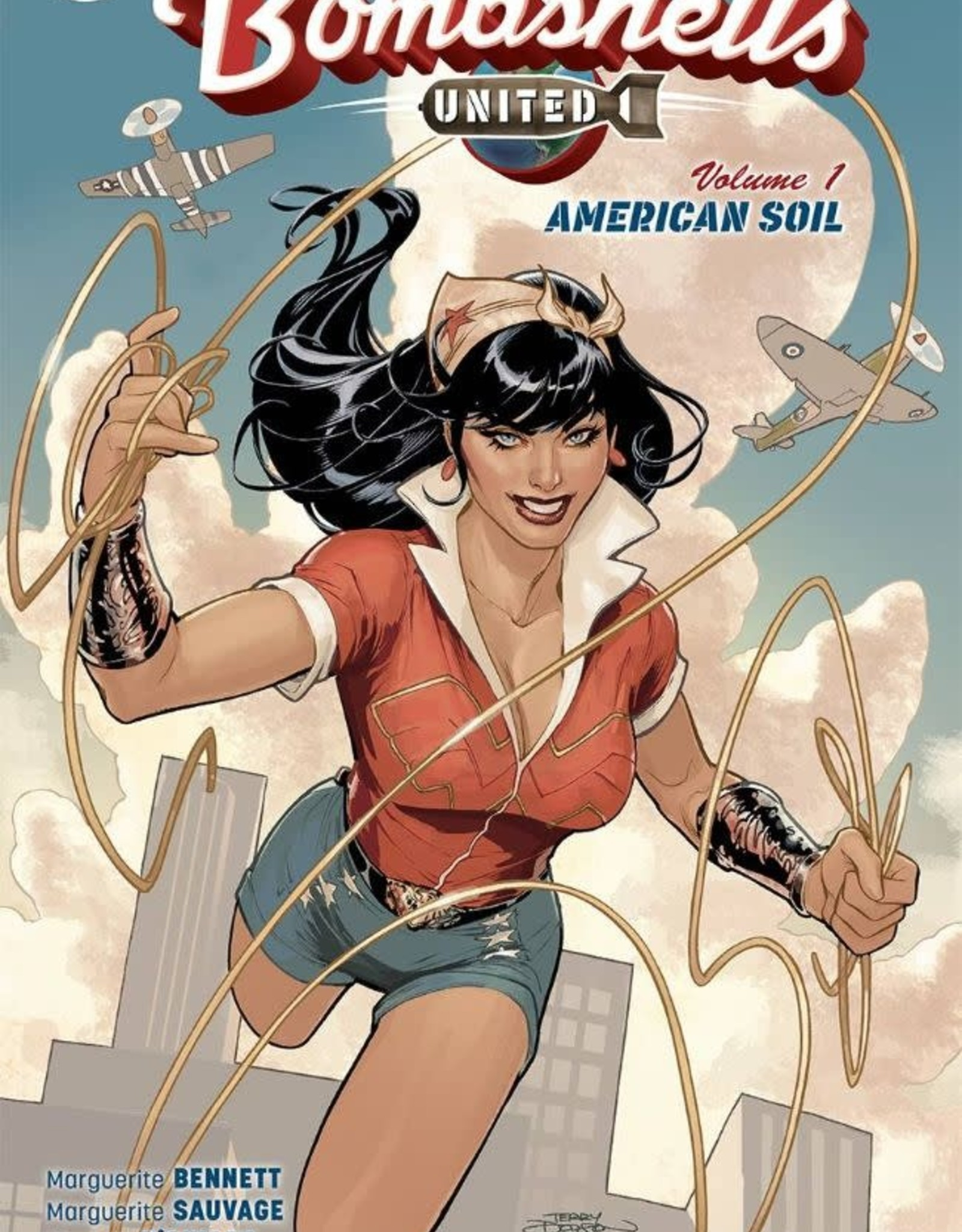 DC Comics Bombshells United Vol 01